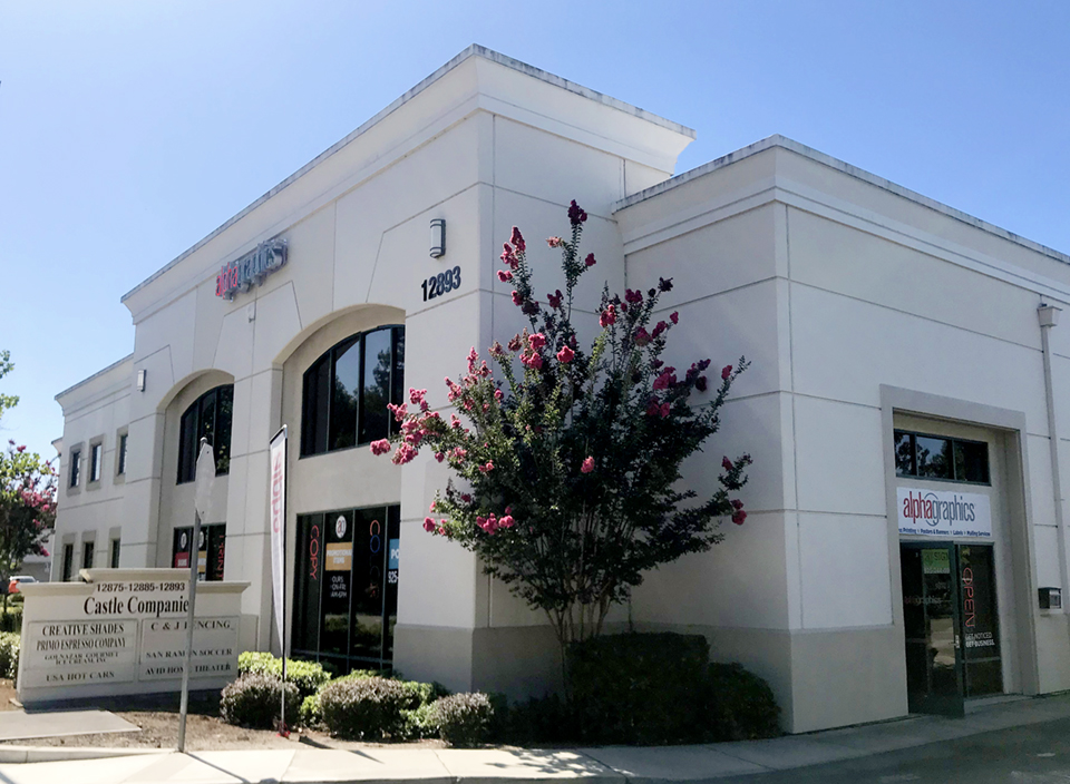AlphaGraphics Tri-Valley located in San Ramon