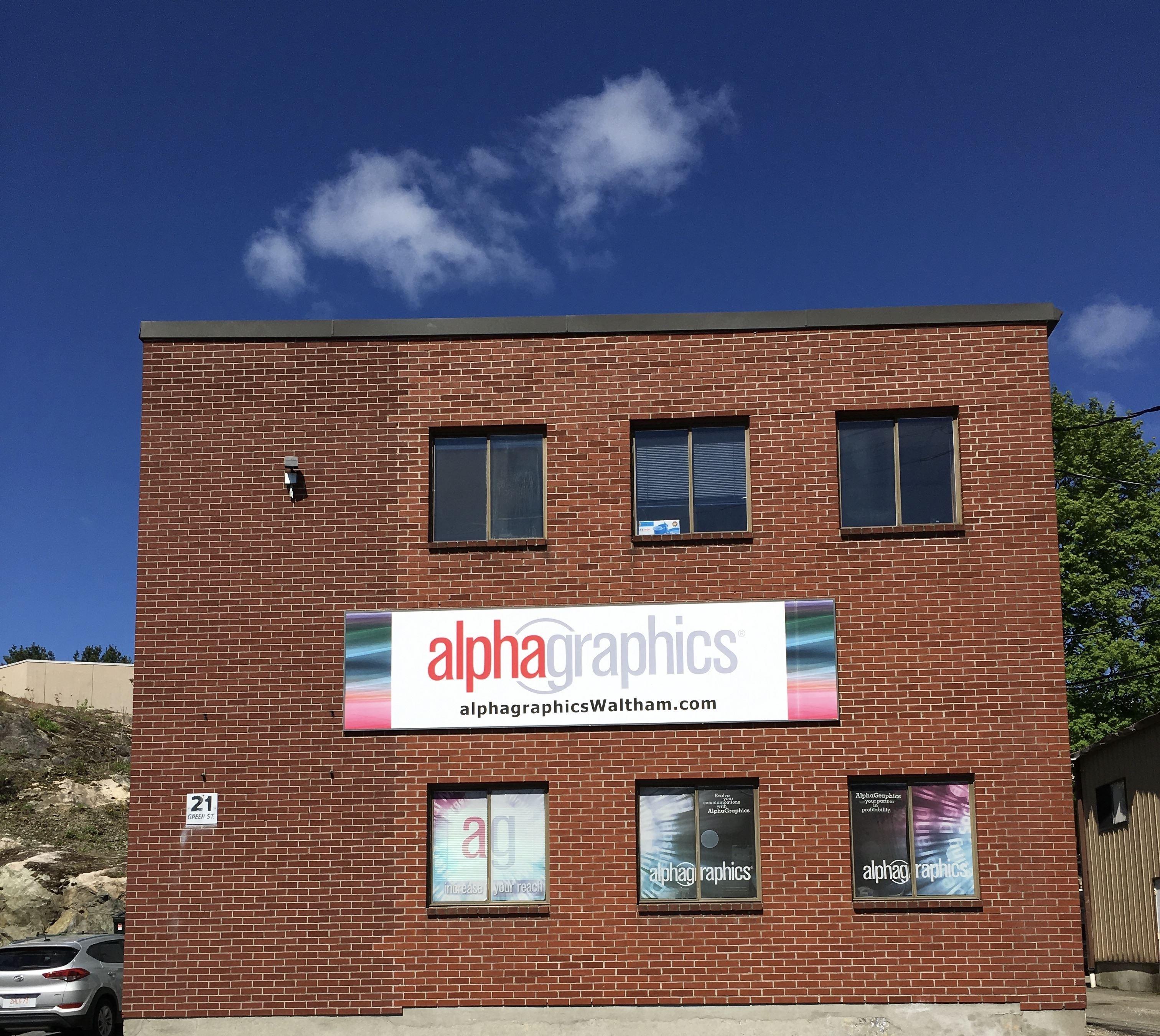 Storefront image of AG Waltham