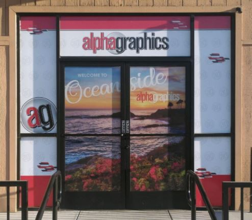 AlphaGraphics Oceanside Storefront