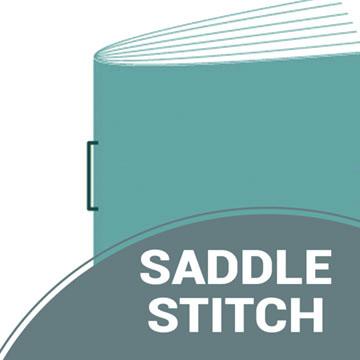 Saddle Stitch Binding