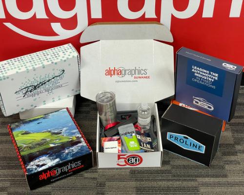 Custom Corporate Boxes Atlanta GA