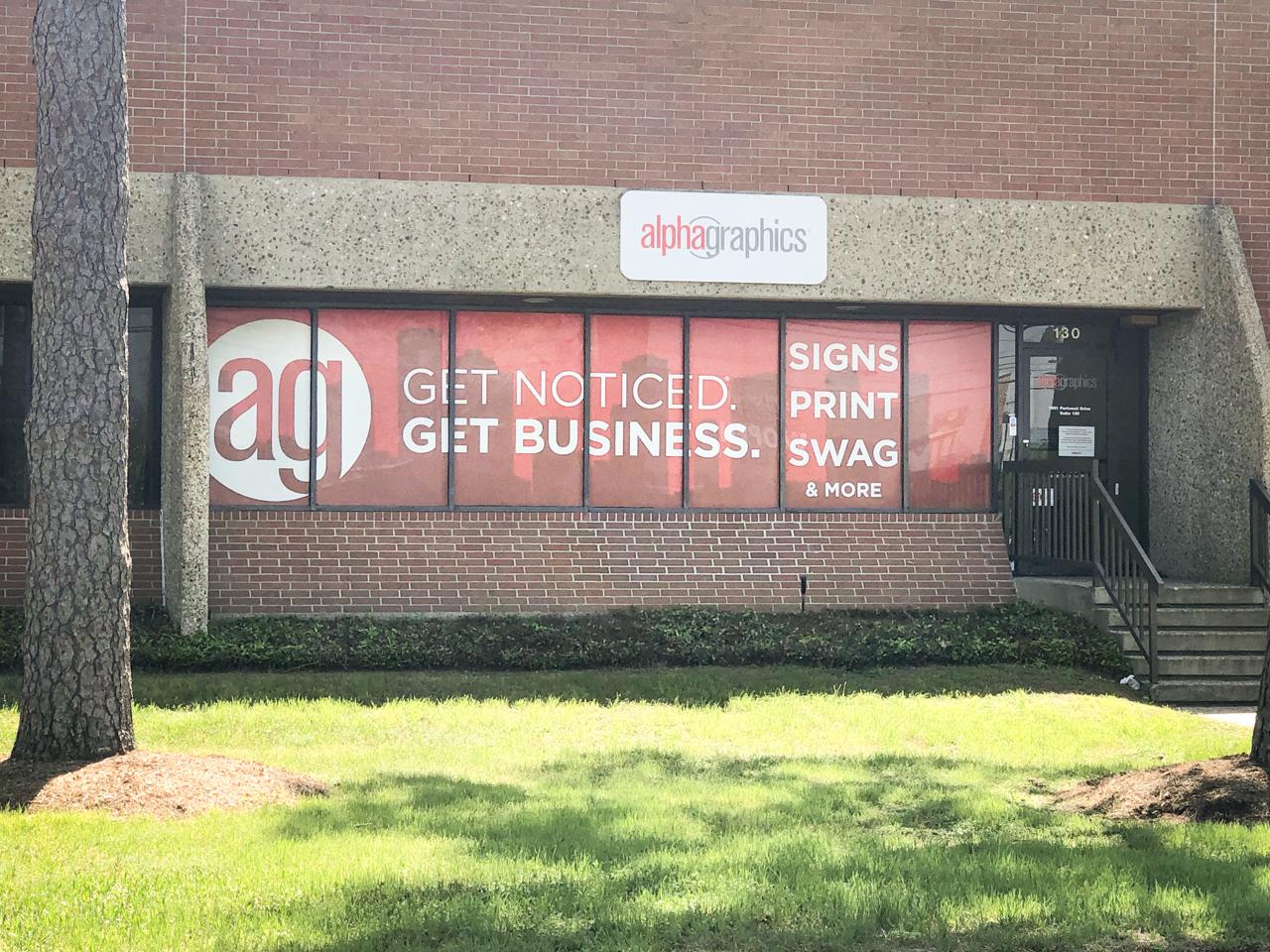 AG Memorial Storefront