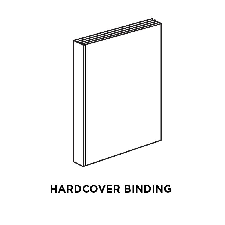 Hard Cover Binding