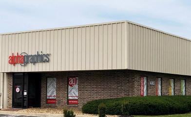 AlphaGraphics South Kansas City building