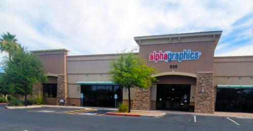 AlphaGraphics Mesa