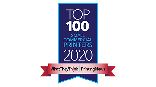 Small Commercial Printers Top 100